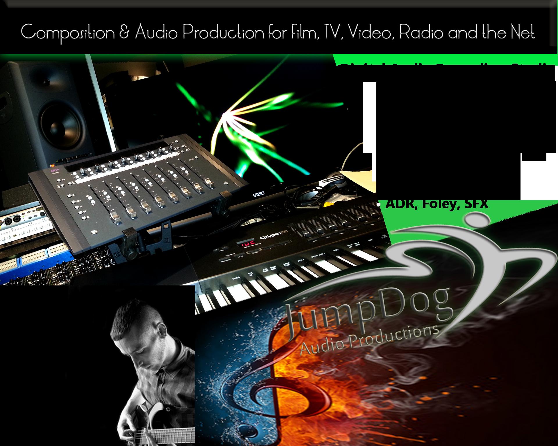Sarasota Florida Audio Production Studio