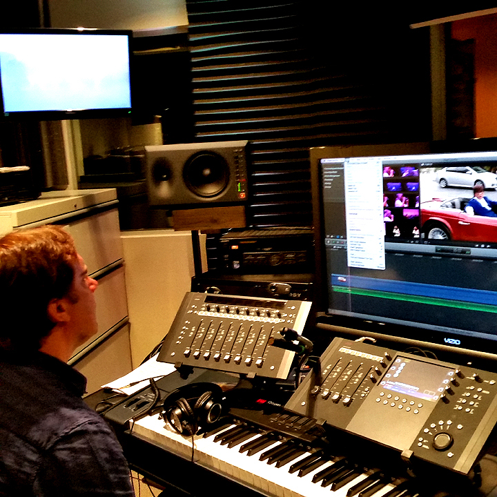 Audio Engineer - Scotty McFarland at JumpDog Audio Productions