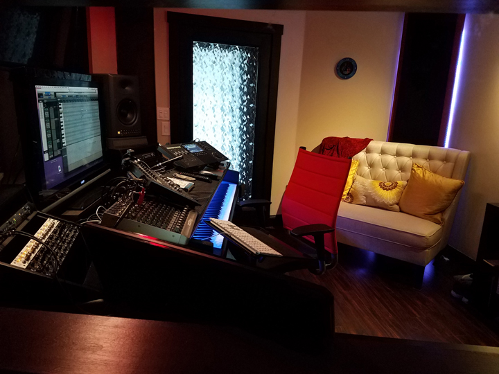 West Coast of Florida ADR Audio Post Production Studio